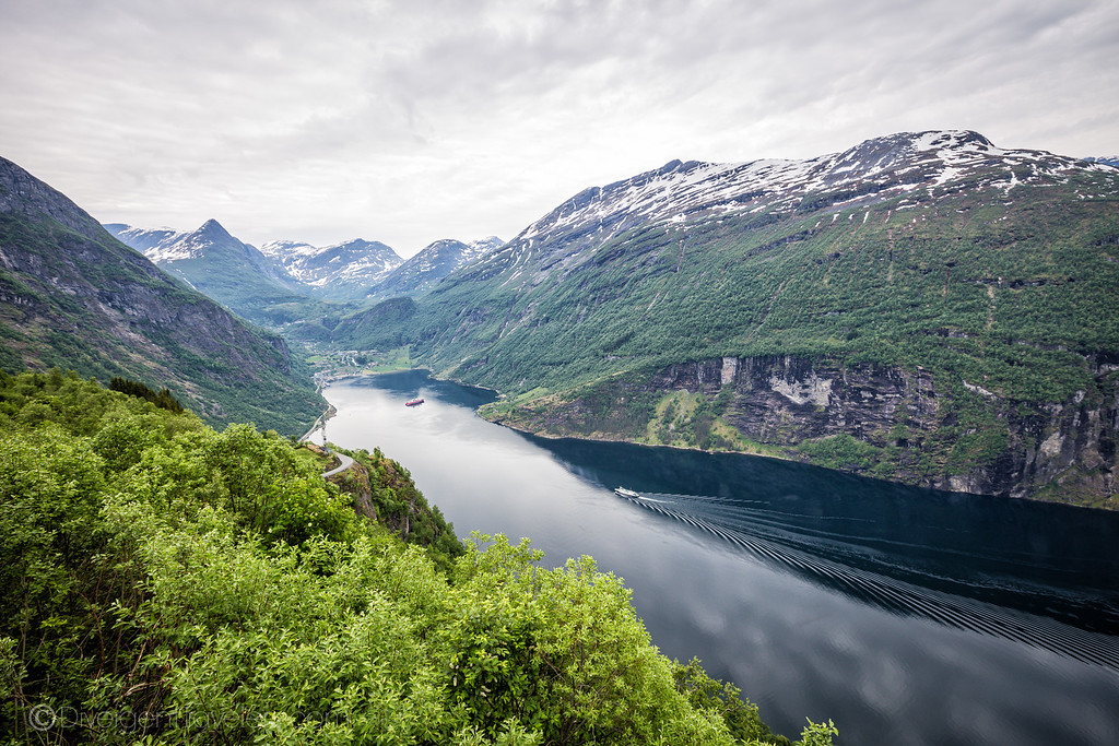 Norway Cruise Guide - Geiranger Fjord - Lina Stock