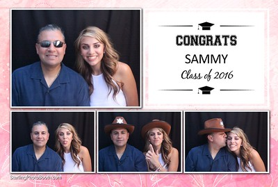 Sammy's Graduation