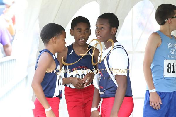 2017 AAU RegQual : Boys 4x100m