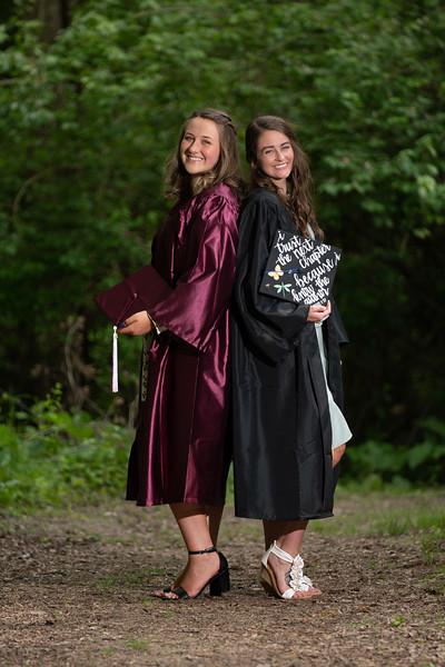 Sister Cap & Gown