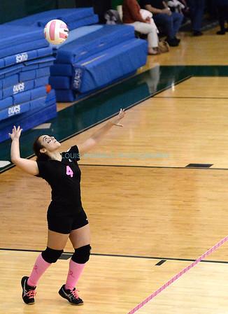 SPHS JV/V Girls Volleyball vs. Madison -10/24/2014