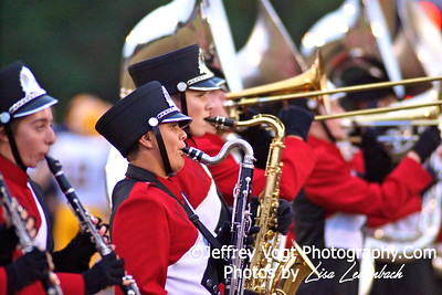 10-10-2014 Quince Orchard HS Marching Band, Photos by Jeffrey Vogt Photography with Lisa Levenbach
