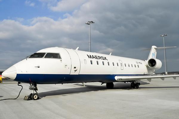 OY-MAV - Canadair CRJ-200LR