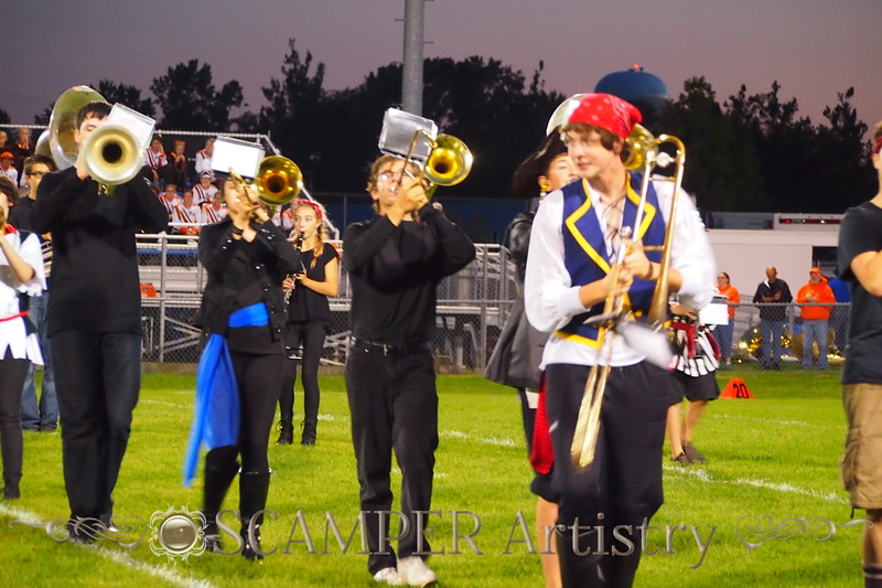 Showcase of Bands, September 24, 2016