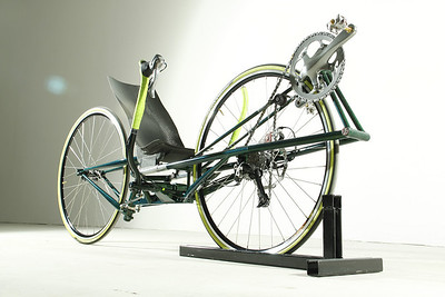"""Clever concentric Pinion crank """"Unicycle"""""""