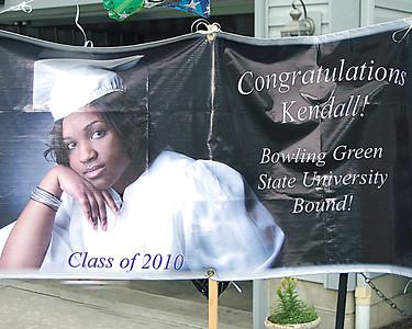 Kendall Rae Payne Graduates from Bowling Green Dec. 20, 2014