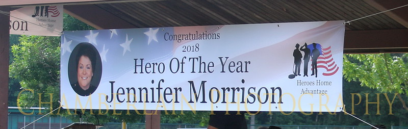 Hero of the Year - 2018