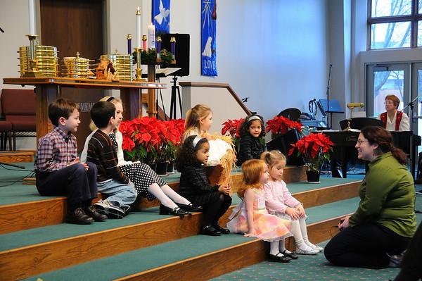 January 4, 2009 Worship Service