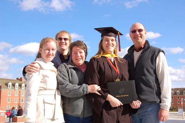 Rachel Ringdahl OSU Graduation