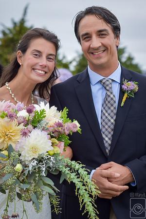 Jenny and Steve Demeter, Jamestown RI