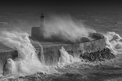Newhaven & Storm Doris