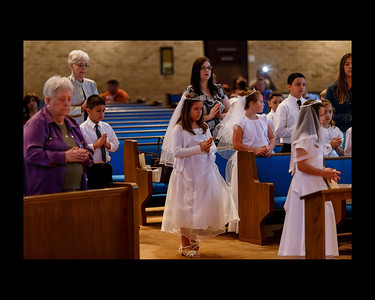 2014 - HFCC First Communion