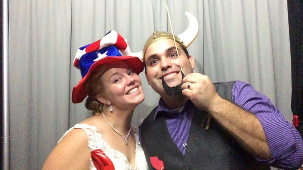 Emily & Daniel - Photo Booth