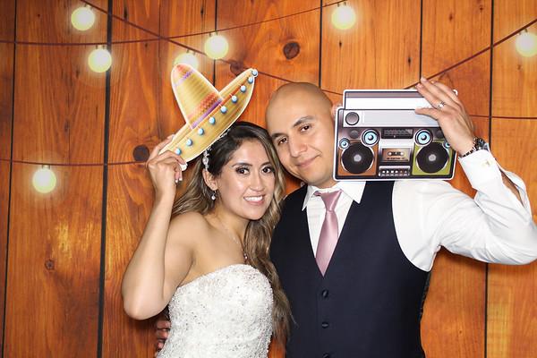 JOSIE AND GERARDO WEDDING - PLEASANTON
