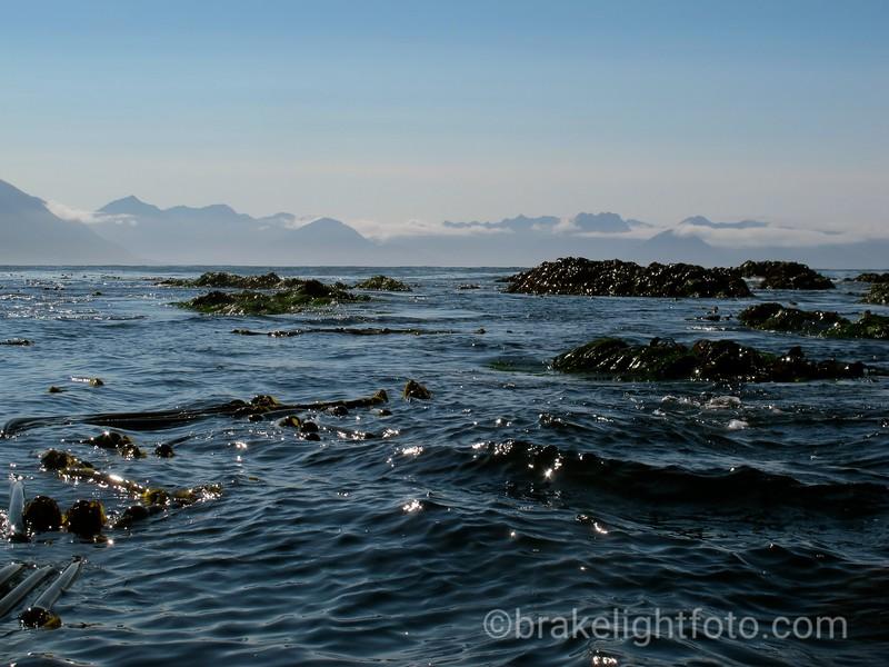 Reefs off Lawn Point