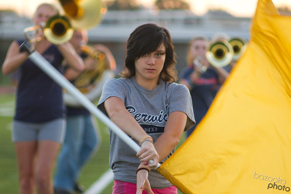2011-08-30 Band Practice