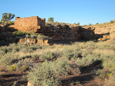 Anasazi Ruins Flagstaff