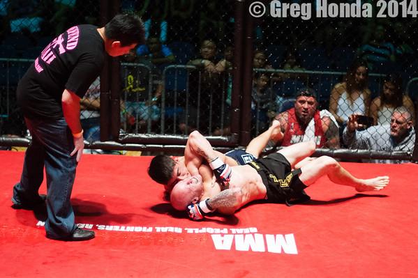 Shane Sargent VS Edwrad Thommes