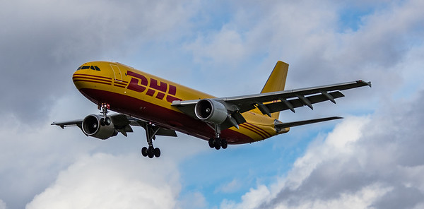 DHL - European Air Transport
