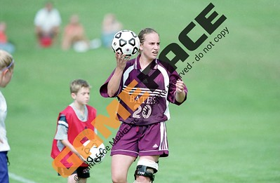 2001-2002 Women's Soccer