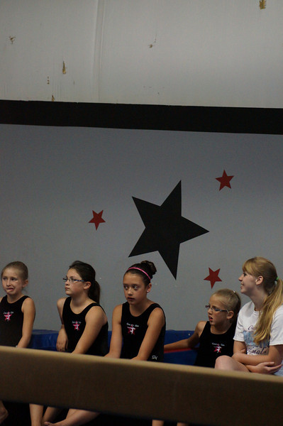 Abby Gymnastic Mini Meet June 2013