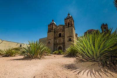 Oaxaca - Churches