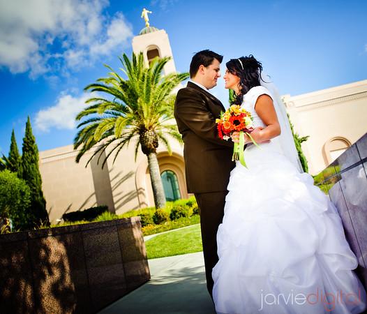 Wedding (Chronological) Temporary set