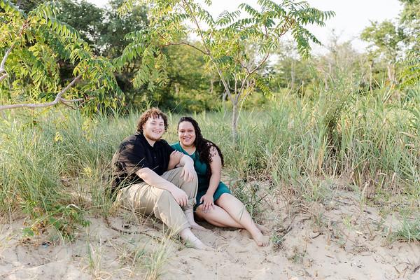 Bailey & Joe | Engaged