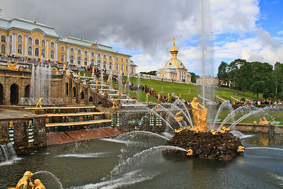 Russia River Cruise