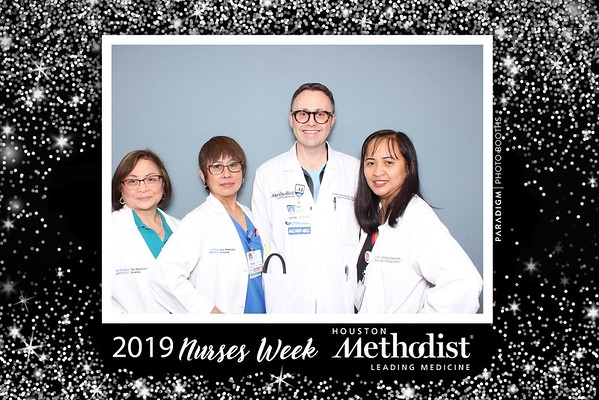 Houston Methodist Nurses Week - Photos