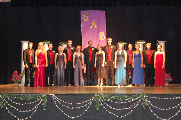 Homecoming Coronation 2008