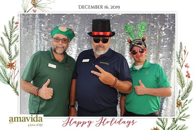 Amavida Living Employee Appreciation 2019