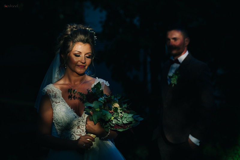 Melinda és Arnold esküvője