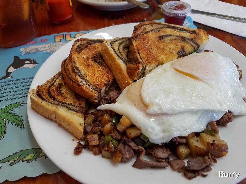 Breakfast-Lunch