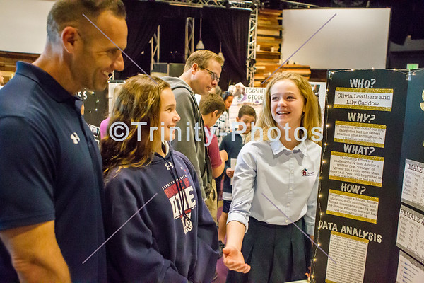 20180201 - 7th Grade Science Fair