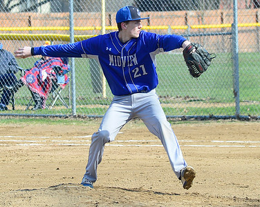 MIdview rides five-run first inning to win over North Ridgeville