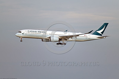Airbus A350 Cathay Pacific Jet Airliner Pictures