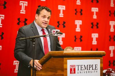 Head Coach  press conference
