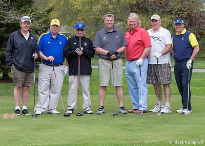 Alumni Golf  Foursomes   5-2-14
