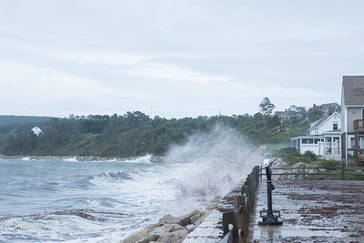 "Hurricane Jose ""Remnants"" Plymouth Beach 9/21/17"