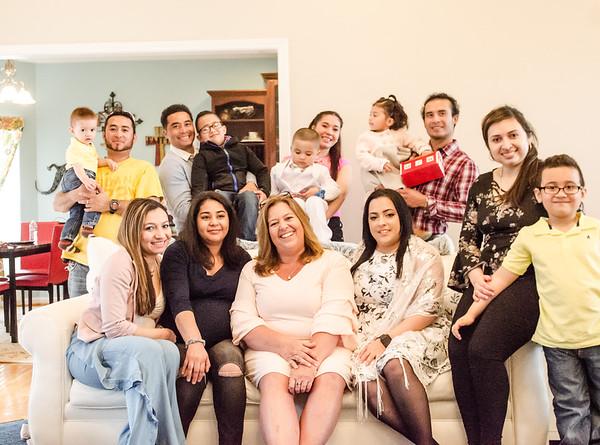 Baptism photos - Trina