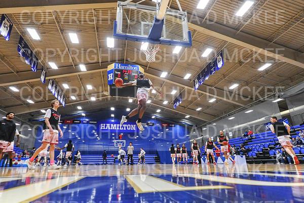 NCAA Men's Basketball 1st Rd: Keene St v Moravian 3-1-19