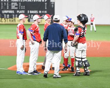TX Rangers Baseball 3-2-20