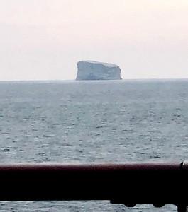Eldey Island, geen ijsberg