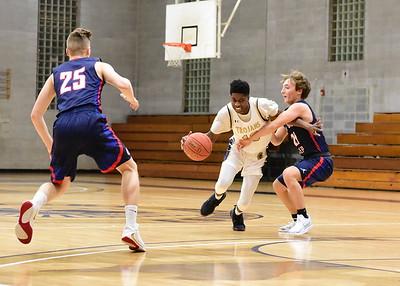 Basketball vs Holy Ghost