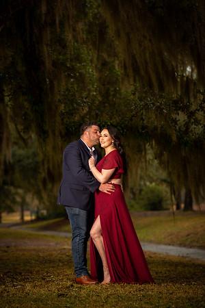 Ashley + Tyler Engagement Photos