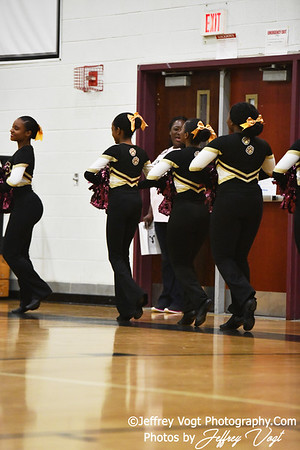 1-26-2019 Paint Branch High School Annual Poms Invitational,  Division 3 Varsity Poms, at Northwest High School, Photos by Jeffrey Vogt Photography