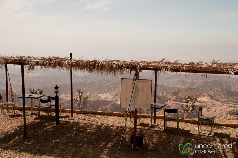 Cafe with a View - Fifa Route to Tafila, Jordan