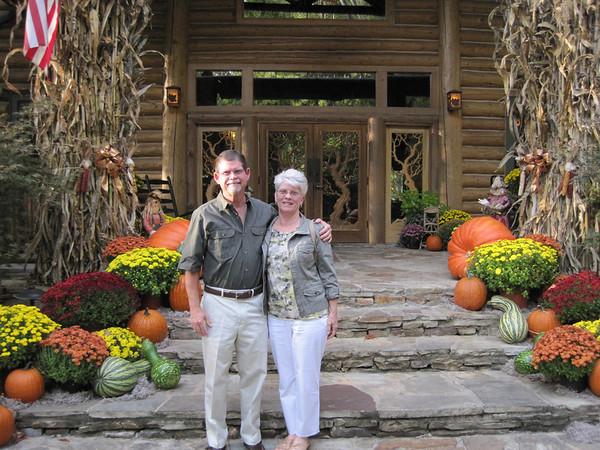 Dancing Bear Lodge, Townsend, TN.