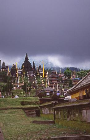 Bali Excursion Kintamani, Besakih 1995